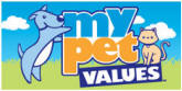 pet values